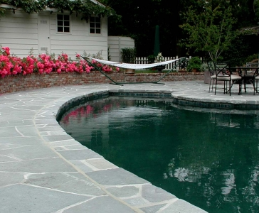 Stone – Pool Deck