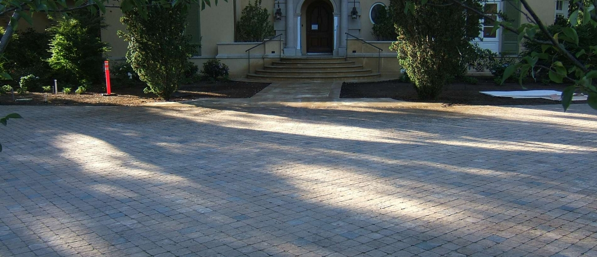 Minimalist Stone Driveway Related Projects Paver Driveway New Design - Popular driveway paving stones Top Design