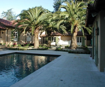 Stone Pool Area